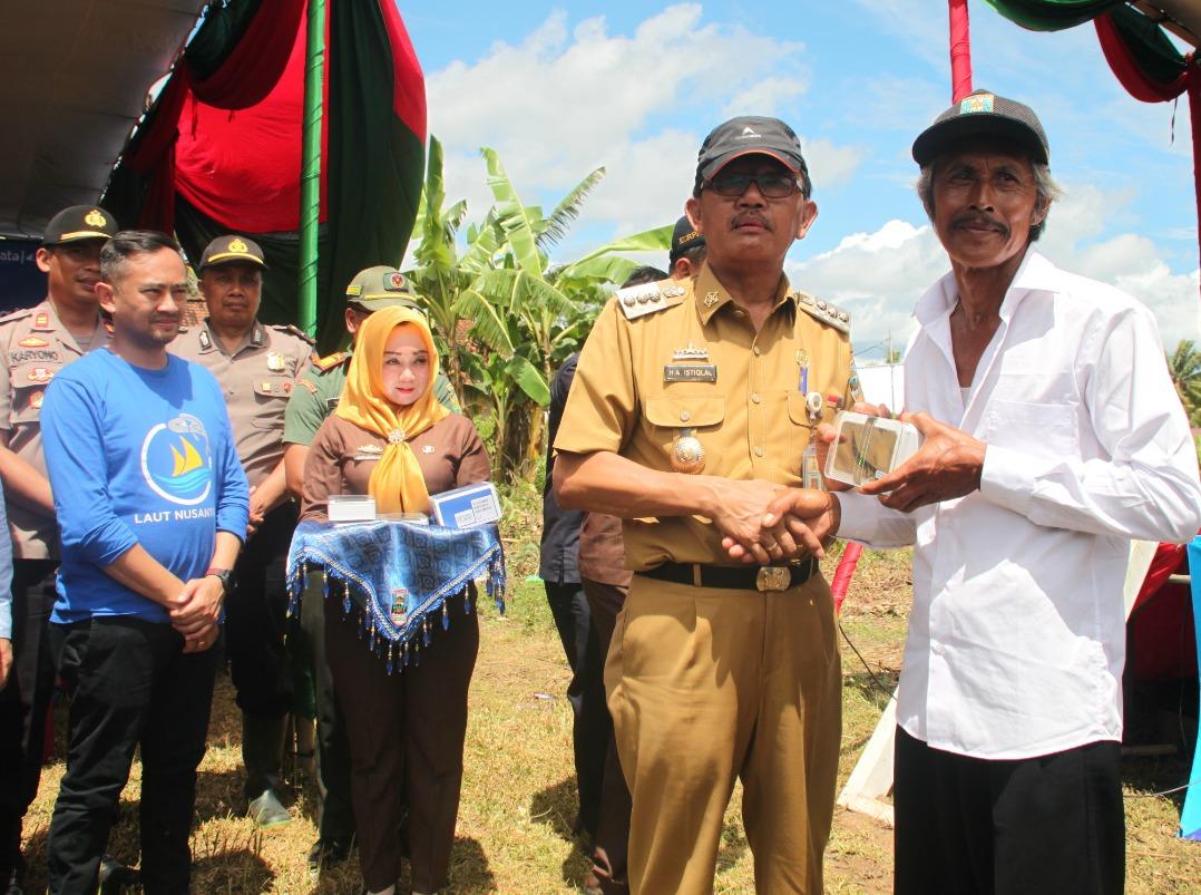 4G di Pesisir Barat Lampung