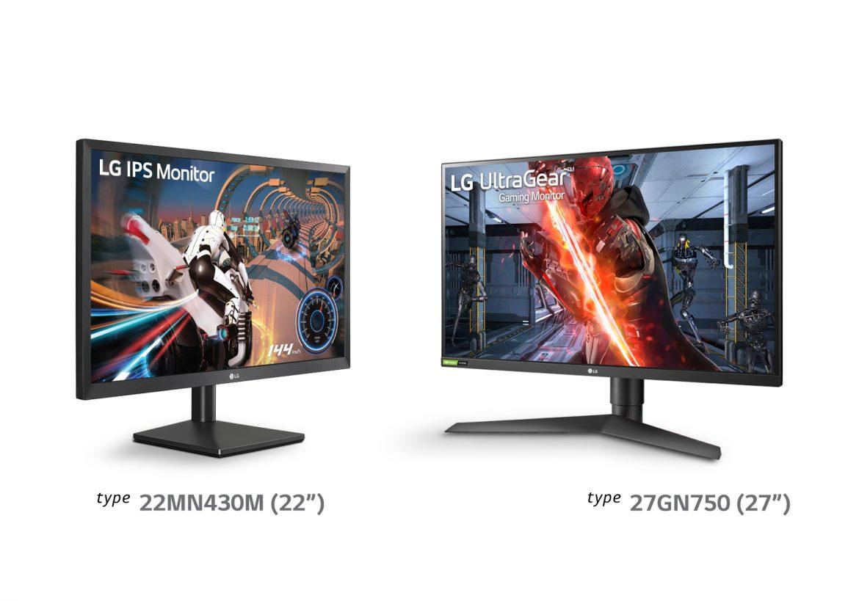 Dua Monitor Gaming