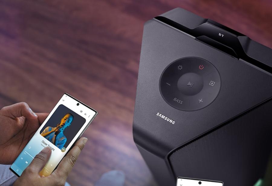 Samsung Giga Party Audio