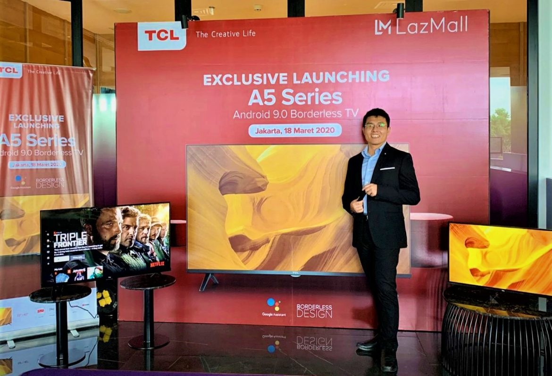TCL Luncurkan Smart TV