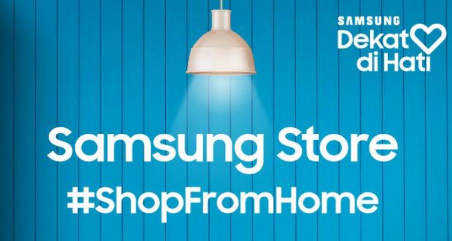 #ShopFromHome