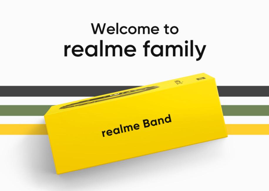 realme Band