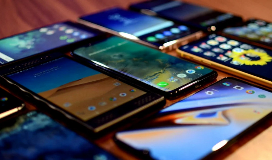 Penjualan Smartphone