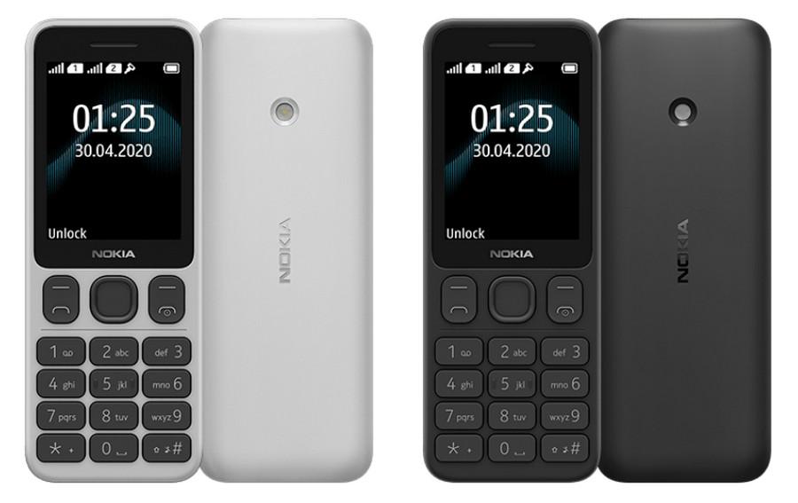 Nokia 125 dan Nokia 150