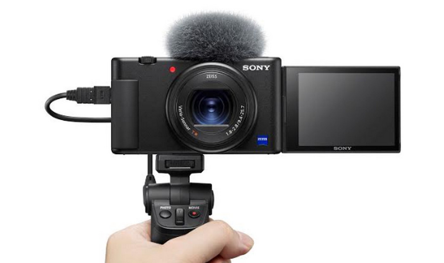 Kamera Pocket Digital ZV-1,