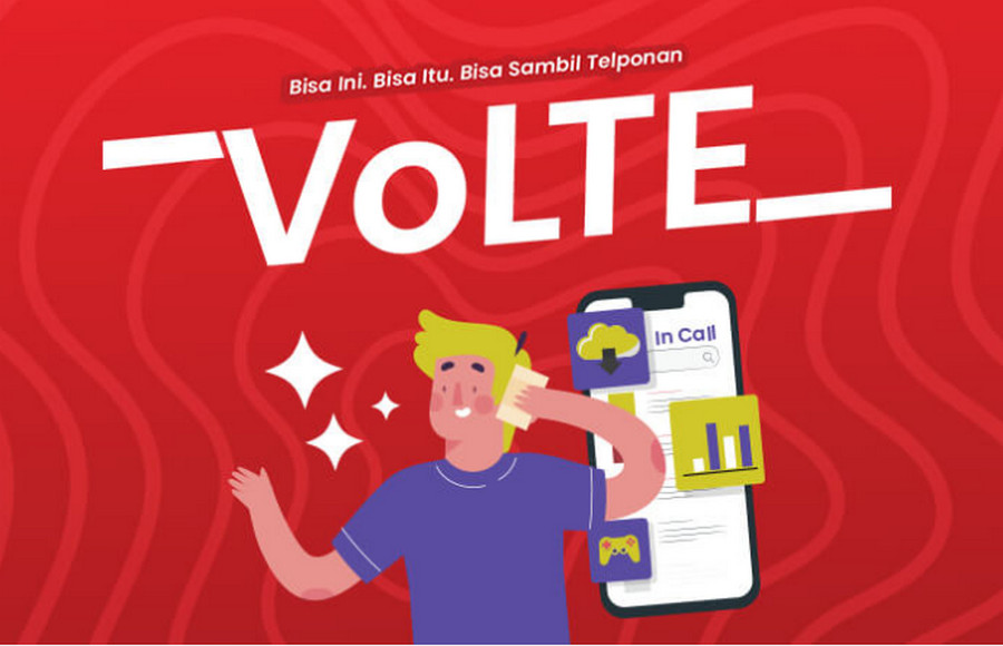 Layanan Volte