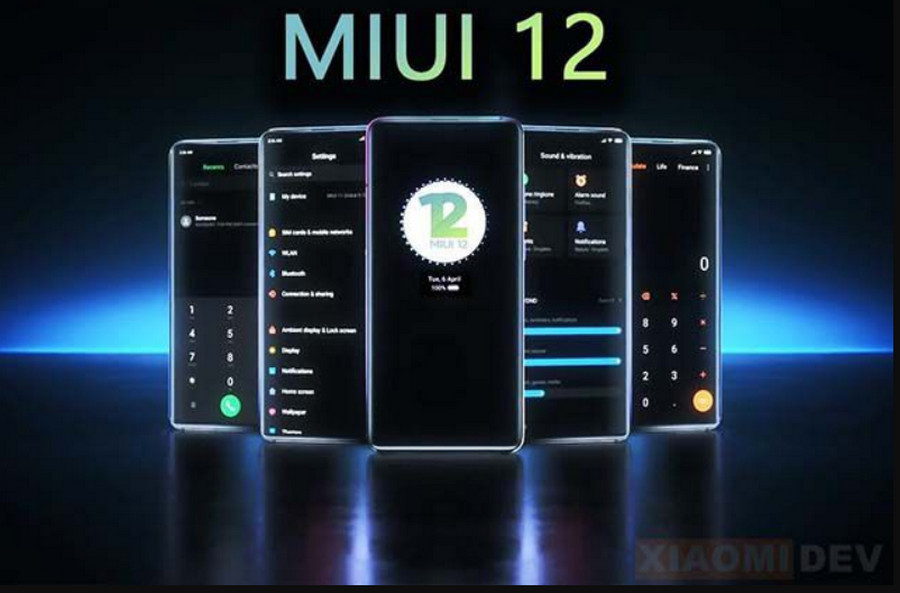 MIUI 12
