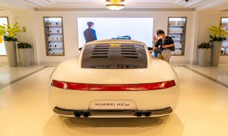 53 Koleksi Mobil Listrik Huawei Gratis