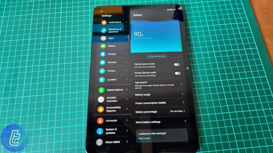 Huawei MatePAd 10,4 inci