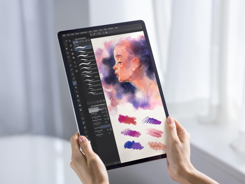 Galaxy Tab S7 dan S7+