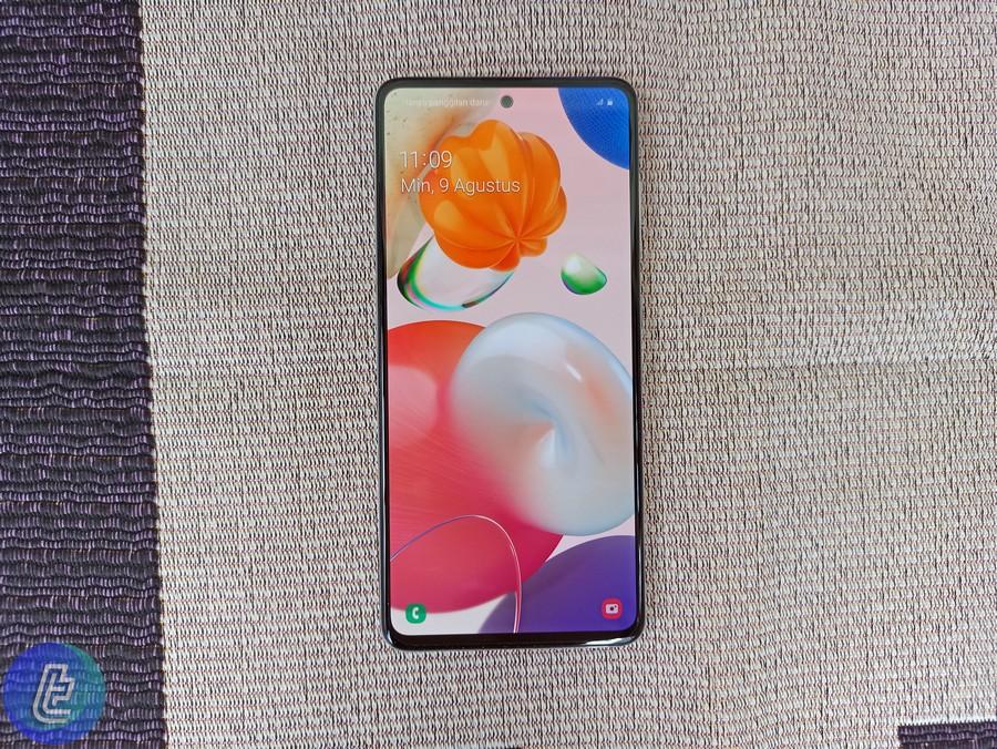 Review Samsung Galaxy A51 Warna Haze Crush Silver Tampil Lebih Ciamik Kamera Lebih Menggigit Trendtech Indonesia