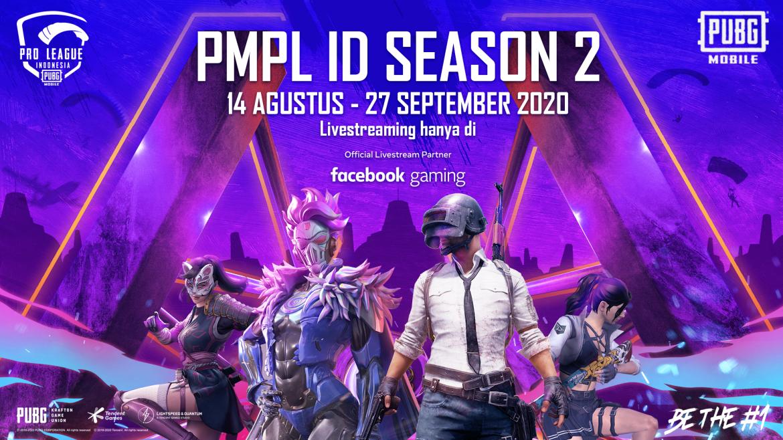 PUBG Mobile Pro League Season 2