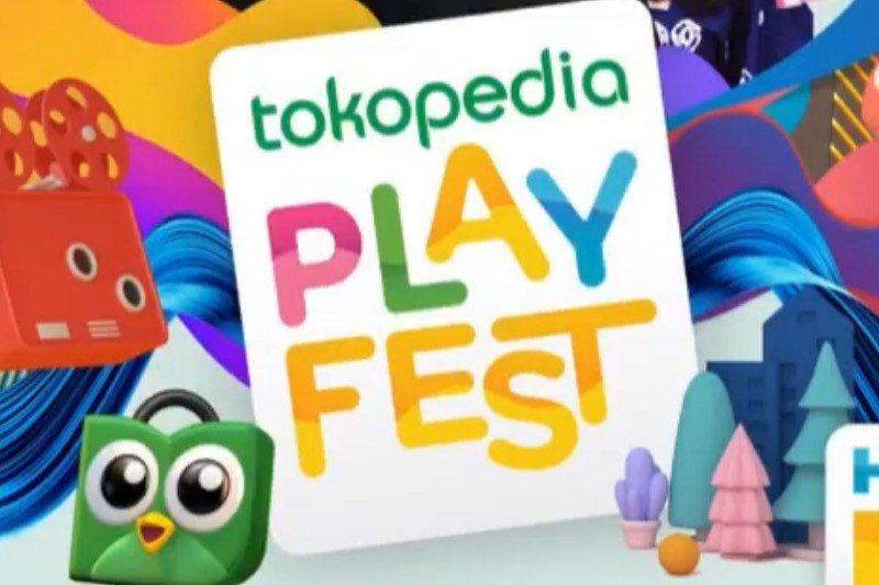 Tokopedia Play Fest
