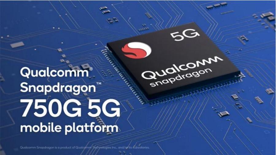 Snapdragon 750G 5G