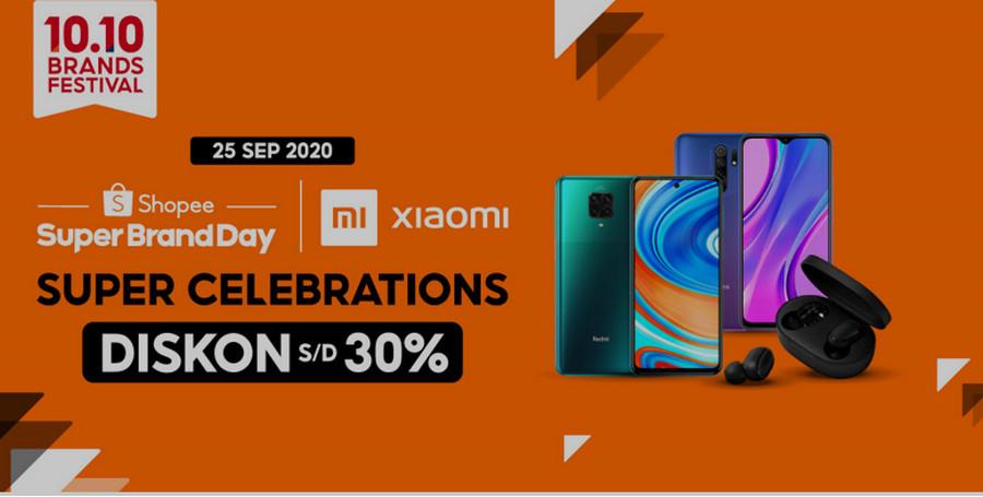 Super Brand Day Xiaomi