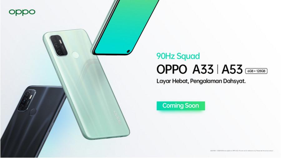 OPPO A33