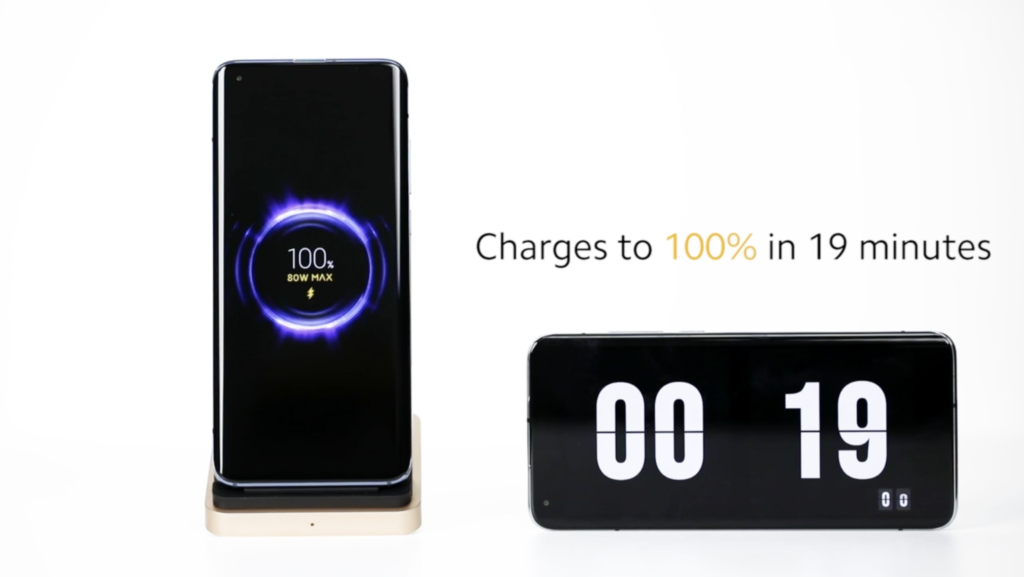 Wireless Charging 80W