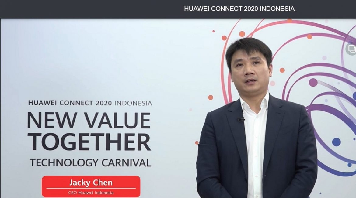 Indonesia Huawei Connect 2020