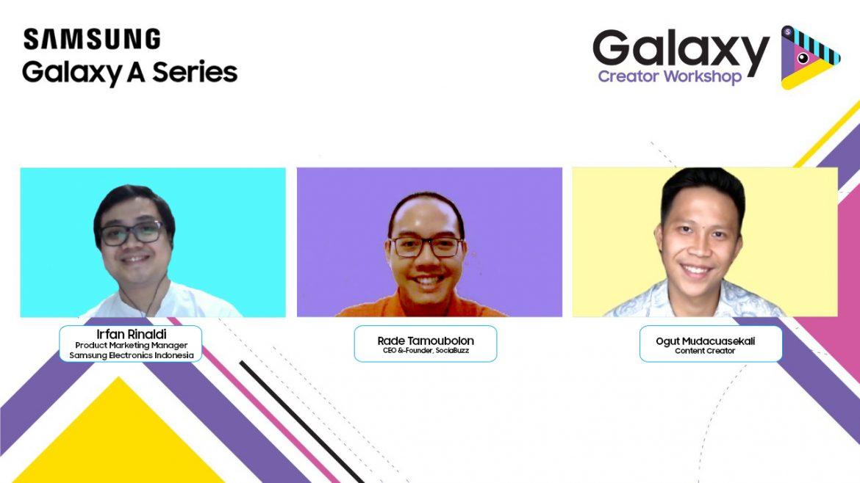 Galaxy Creator Workshop