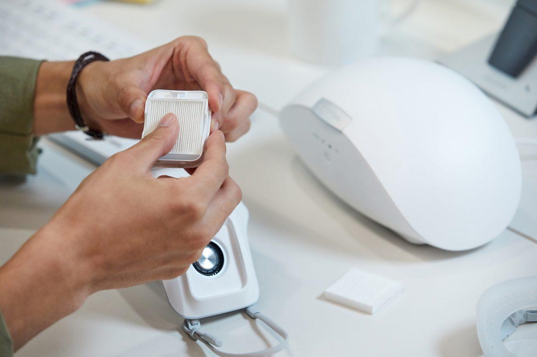 Air Purifier Wearable