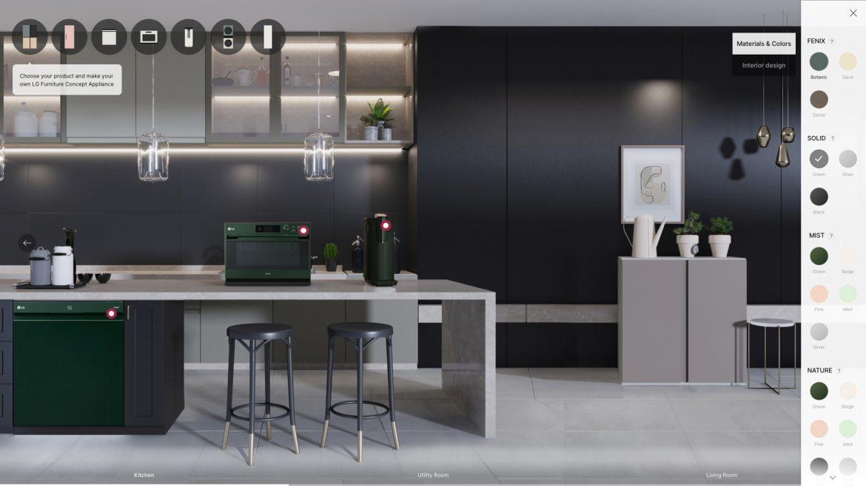 Furniture Concept Appliance
