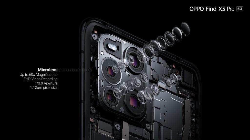 Find X3 Pro 5G