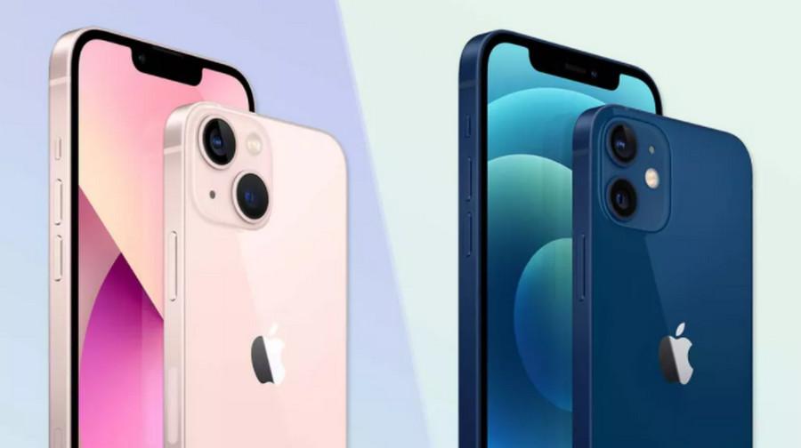 model iphone 13