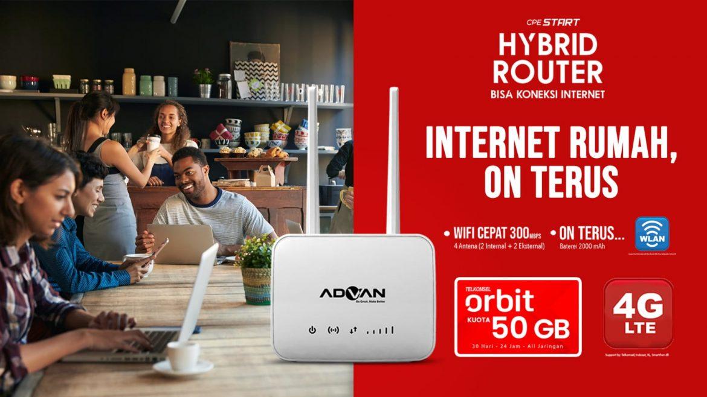 Orbit CPE Hybrid Router